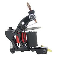 お買い得  アイアンタトゥーマシン-1個の鋳鉄デュアルコイルタトゥーマシン(もっと色)