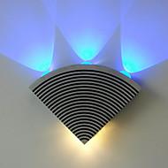 baratos Arandelas de Parede-CXYlight Moderno / Contemporâneo Luminárias de parede Metal Luz de parede 90-240V / 85-265V Max 1W