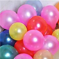 7 tuumaa helmi ilmapallo - 200 kpl (lisää värejä)