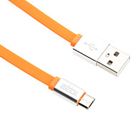 micro usb 2.0 usb 2.0 litteä kaapeli 95 cm: n tpe-puhelinkaapeleille& adapterit