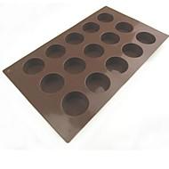 billige Bakeredskap-Bakeform For Kake For Brød For Småkaker For Sjokolade Silikon Høy kvalitet