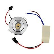 billige Innfelte LED-lys-YouOKLight 110 lm Taklys Innfelt retropassform 1 leds Høyeffekts-LED Dekorativ Varm hvit AC 85-265V