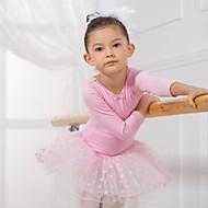 Ballet Kjoler / Kjoler & Skjørt / Tutuer Bomull Langermet / Ballett / Oppvisning