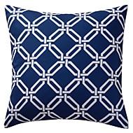 moderne geometrische polyester decoratieve kussensloop