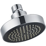 Polished Chrome  Showering Replacement 4-Inch Shower Head Fixed Mount, J335