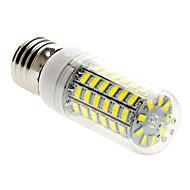 billige Kornpærer med LED-BRELONG® 1pc 5 W 400 lm E26 / E27 LED-kornpærer T 69 LED perler SMD 5730 Varm hvit / Kjølig hvit 220-240 V