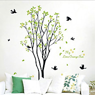 Dieren / Architectuur / Botanisch / Romantiek / Stilleven / Mode / Landschap Wall Stickers Vliegtuig Muurstickers Decoratieve Muurstickers
