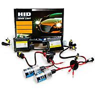 H1 Bil Elpærer 55W 3200lm HID Xenon Hovedlygte For Stor væg / BMW / Ford