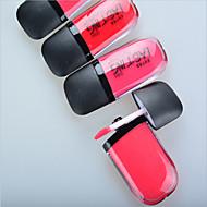 economico -4 colori Trucco giornaliero Accessori per trucco Crema Lucidalabbra Luccicante Gloss lucenti Trucco cosmetico Quotidiano Prodotti per toelettatura