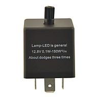 LED(DC11〜15V 0.02〜20A)用cf13kt車のコンデンサー調整可能なデバイス/フラッシャー