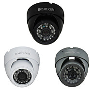 billige Utendørs IP Nettverkskameraer-HOSAFE.COM 1.3 MP IP Camera Utendørs with Primær Dag Natt IR-kutt