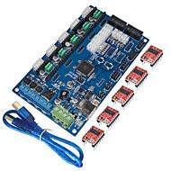 """""""Keyes 3d yazıcı kontrol panosu mks gen v1.2, USB hattı (drv8825 sürücüsü)"""""""