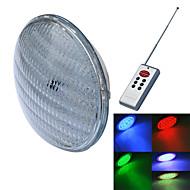 baratos Luzes do caminho-jiawen® PAR56 40W RGB levou luz subaquática (1xled luz subaquática + controlador 1xremote (bateria não incluindo)) (ac 12 v)