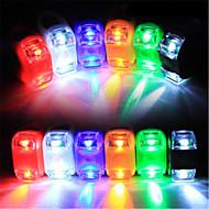 Φώτα Ποδηλάτου , πισω φαναρια / Άλλο / μπροστινό φως φως + ουρά κιτ - 2 Τρόπος 100 Lumens συναγερμού / Χρώματα αλλάζουν Άλλα
