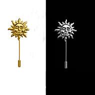 hesapli -güneş broş (1 adet) ovaljewelry püsküller / çapraz / bohemia zarif stili