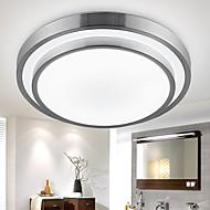billige Bestelgere-Takplafond Nedlys - Mini Stil, LED, 90-240V / 110-120V / 220-240V, Varm Hvit / Hvit, LED lyskilde inkludert / 5-10㎡ / Integrert LED