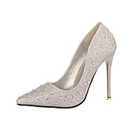 cheap Clearance-Women's Shoes Stiletto Heel Platform/Novelty/Pointed Toe Pumps/Heels Wedding/Party & Evening/Dress