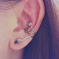 Women's Ear Cuff Earrings Ladies Jewelry For Wedding Party Daily Casual Sports
