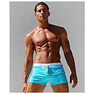 Herre Super Sexy Boxer Shorts Ensfarvet 1box