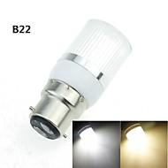 2.5W E14 G9 GU10 B22 E26/E27 LED-kornpærer T 15 leds SMD 5630 Dekorativ Varm hvit Kjølig hvit 3000-3500/6000-6500lm 3000-3500K 6000-6500K