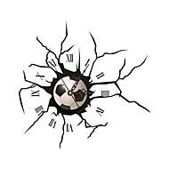 Moderne / Nutidig Huse Wall Clock,Andre Andre 400*406mm Innendørs Klokke