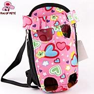 Cat / Dog Carrier & Travel Backpack / Front Backpack Pet Baskets Cute Pink For Pets