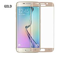 スクリーンプロテクター Samsung Galaxy のために S6 edge 強化ガラス スクリーンプロテクター 指紋防止