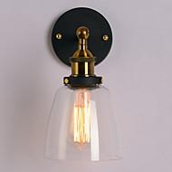 tanie Kinkiety Ścienne-Tradycyjny / Classic Lampy ścienne Metal Światło ścienne 110-120V / 220-240V Max 60W / E26 / E27