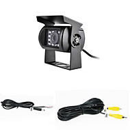 cheap Car Rear View Camera-RenEPai® 170°HD Car Waterproof Night Vision with Truck Bus for 420 TV Lines NTSC / PAL Cable length 6M, 10M, 16M, 20M,