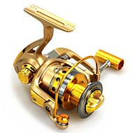 Spinning Reels 5.5:1 Omjer prijenosa+10 Kugličnim ležajevima zamjenjivi Vrtložno - HF1000/HF2000/HF3000/HF4000