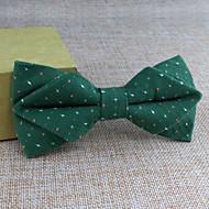 billige Tilbehør til herrer-Herre Luksus Solid Klassisk Punkt Fest Bryllup Slips - Elegant, Kreativ