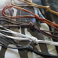 billige Snørebånd-Snørebånd (Sort / Brun / Gul / Hvid / Grå) - Overalt - Andet