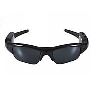 2016 Mini spor kamera ses video kaydedici gözlük gözlük taşınabilir 720p hd dvr güneş gözlüğü kamera