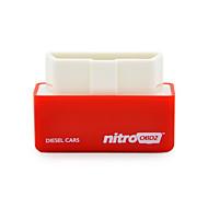 2016 Novi Dolazak dizel nitroobd2 chip tuning box plug and drive sučelje za dizel