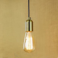 billige Takbelysning og vifter-Anheng Lys Omgivelseslys - LED, Land, 110-120V 220-240V, Gul, Pære ikke Inkludert