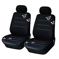 Sätesövdrag till bilen Sittäckor Textil Till Peugeot Indigoblå MINI Alpina Isdera Säte Skoda Passat Opel Fiat Proton Land Rover Citroen