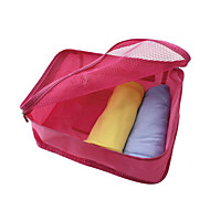 Travel Luggage Organizer / Packing Organizer Travel Toiletry Bag Portable Quick Dry Dust Proof Multifunctional Multi-function Travel