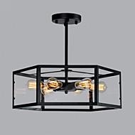 billige Takbelysning og vifter-6-Light Lanterne Anheng Lys Nedlys - Mini Stil, 110-120V / 220-240V Pære ikke Inkludert / 10-15㎡ / E26 / E27