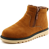 """cheap Small Size Shoes-Men's Shoes Synthetic Winter Fall Combat Boots Cowboy / Western Boots Roller Skate Shoes Comfort Boots 4""""-6""""(Approx.10.16cm-15.24cm)"""