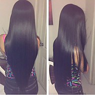 20inch Lace Front Hair Wigs Mongolian Remy Hair Silk Straight Hair Wigs Celebrity Style Women Wigs