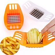 baratos Utensílios de Fruta e Vegetais-Utensílios de Especialidade Aço Inoxidável / ABS ,