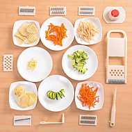 Χαμηλού Κόστους -ABS Δημιουργική Κουζίνα Gadget Εργαλεία Κοπής Φρούτων & Λαχανικών, 1pc
