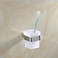 Suporte para Escova de Dentes / Aço Inoxidável Aço Inoxidável /Contemporâneo