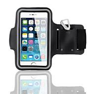billiga Mobil cases & Skärmskydd-fodral Till iPhone 6s / iPhone 6 Armband Mjukt Textil för