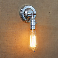 AC 100-240 40 E26/E27 Rustikk/ Hytte Maleri Trekk for Pære inkludert,Atmosfærelys Vegglampe
