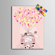 billige Signaturrammer og fat-Særlige Rammer & Plader Papir Hage Tema / Bryllup Med Mønster Bryllupstilbehør