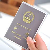 Passport Holder & ID Holder Passport Cover Portable for Travel Storage
