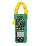 Mastech MS2015A 6000 Word 1000 Amp Ac Current Clamp Meter - True Rms + Surge +ncv+hz+ + Working Lamp
