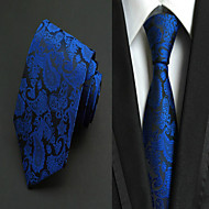 Klasszikus férfi nyakkendő nyakkendő esküvői ajándék