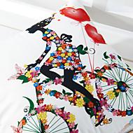 billige Putevar-1 stk Polyester Putecover, Nyhet Fritid Utendørs Land Moderne / Nutidig